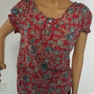 LRL Lauren Jeans Company Ralph Lauren top Size lar